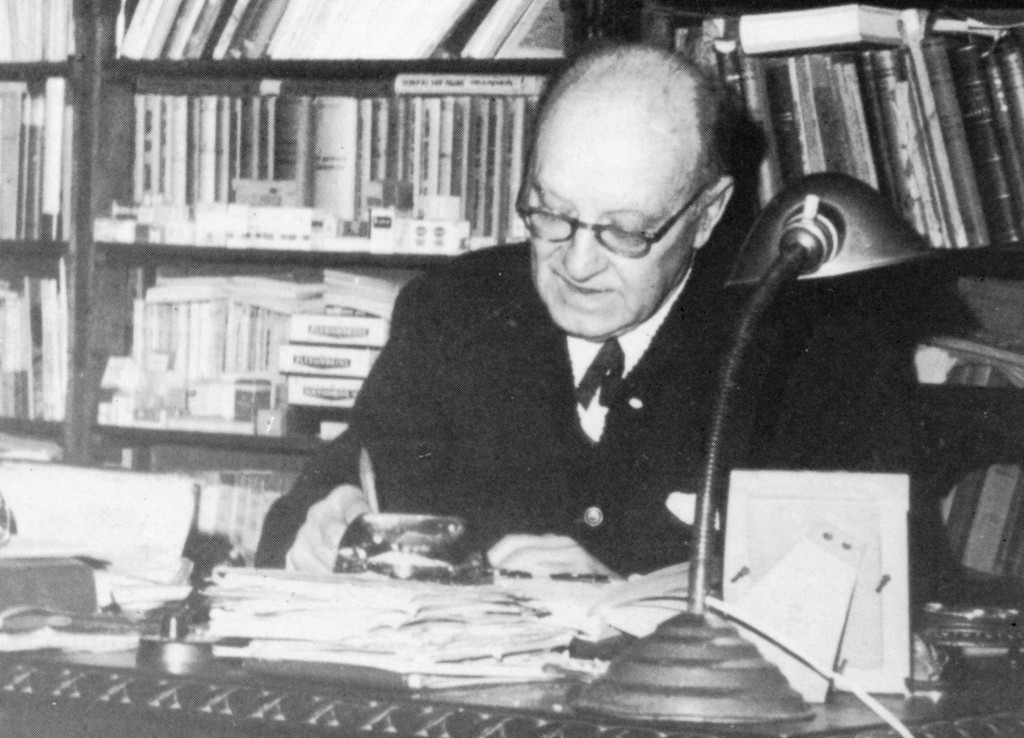 Bonaventura Vallespinosa (1899-1987). Un gran traductor arrelat al Centre de Lectura de Reus