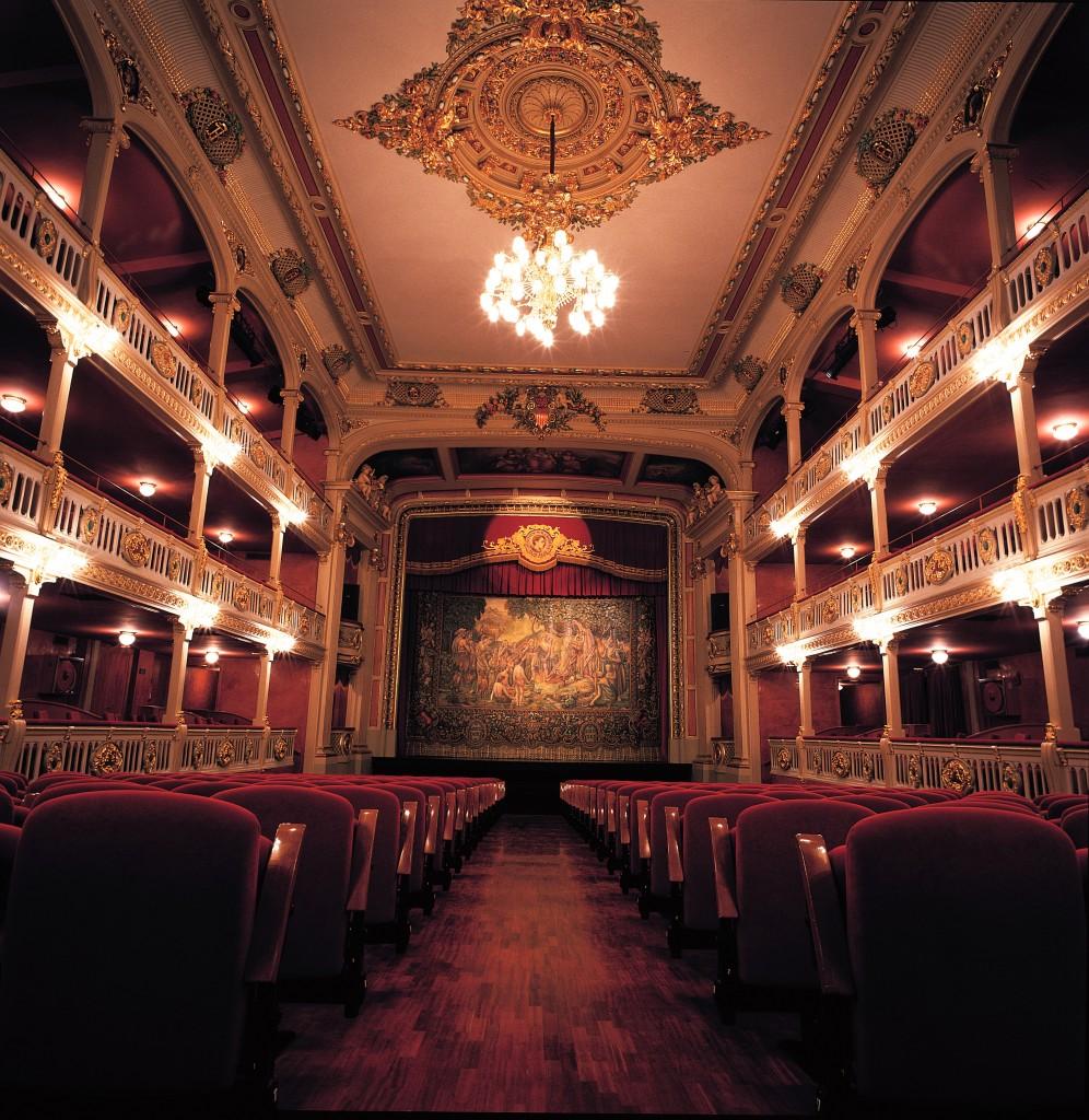 El Teatre Bartrina del Centre de Lectura
