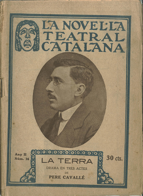 Pere Cavallé, dramaturg del Grup Modernista de Reus