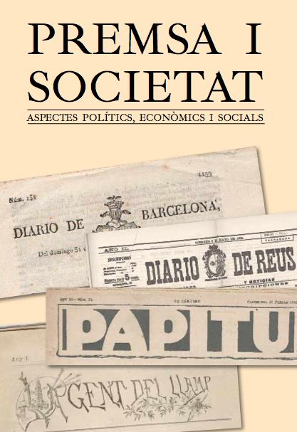 127 – Premsa i societat. Aspectes polítics, econòmics i socials