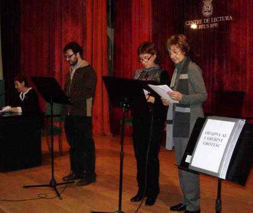 En Veu Alta, vint anys de lectures dramatitzades