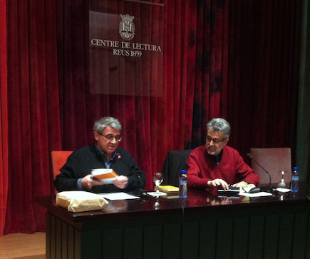 Presentació del llibre Justícia i poder a Catalunya abans de l'any mil, de Josep Maria Salrach i Marés
