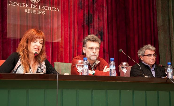 Presentació del llibre Un pessic a l'ànima, per Coia Valls