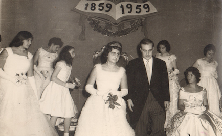 El certamen del centenari del Centre de Lectura. 1959