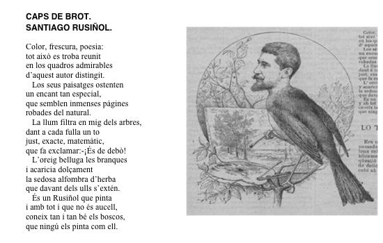 """(""""L'Esquella de la Torratxa"""", 23-II-1889, p.113)"""
