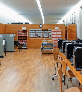 La videoteca del Centre de Lectura, l'accés a un gran fons de pel·lícules