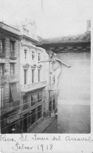"""El """"Jueu del Raval"""", al Centre de Lectura (1925-1940)"""