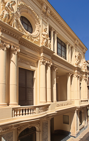 «El Centre de Lectura: centre d'instrucció popular»