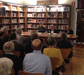 Angel Viñas va parlar al Centre de Lectura de noves revelacions sobre Franco