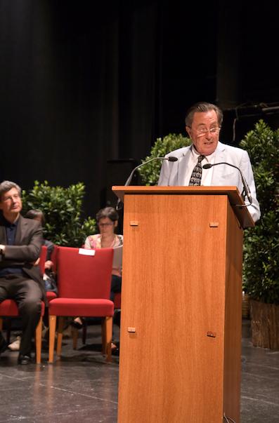 Pregó de la 68ª Exposició Nacional de Roses del Centre de Lectura