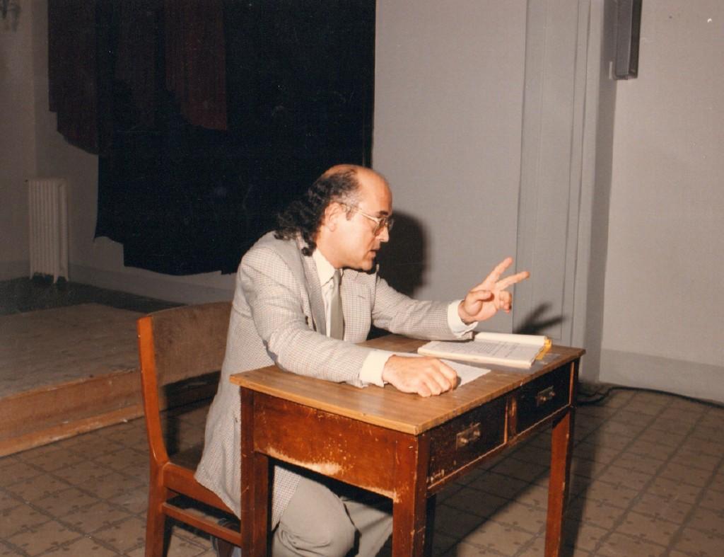 Ramon Oteo (1941-2015): la momentània eternitat