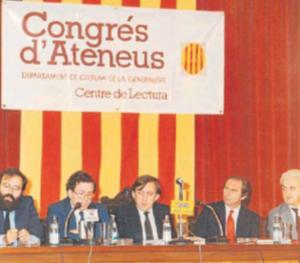 El III Congrés d'Ateneus de 1983, una fita en la represa cultural