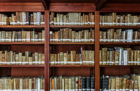 La primera Biblioteca de Catalunya