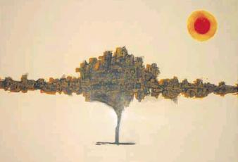Obres de Ramon Ferran Pagès al fons d'art del Centre de Lectura