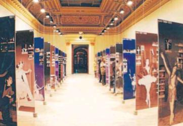 L'exposició «50 anys de l'Escola de Dansa del Centre de Lectura» l'any 1998 a la sala Fortuny