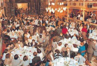 Acte de celebració del 125 aniversari del Centre l'any 1984