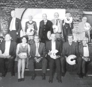 Lliurament del Premi Nacional de Cultura l'any 2013 al Centre de Lectura