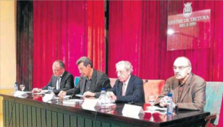 Celebració del centenari del Primer Congrés d'Ateneus de Catalunya