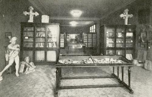 El Museu del Centre de Lectura, l'any 1934 (fot. de Pelai Mas). Biblioteca digital del Centre de Lectura.