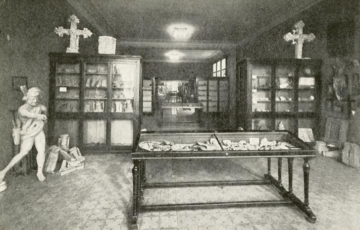 Una carta d'Eduard Toda a Salvador Vilaseca, sobre el Centre de Lectura (1935)
