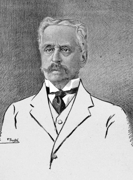 Eduard Toda, un reusenc de soca-rel