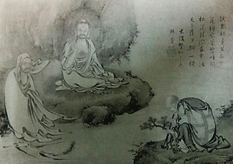 Ressò de japonisme: Una representativa selecció d'obres de Kano Motonobu