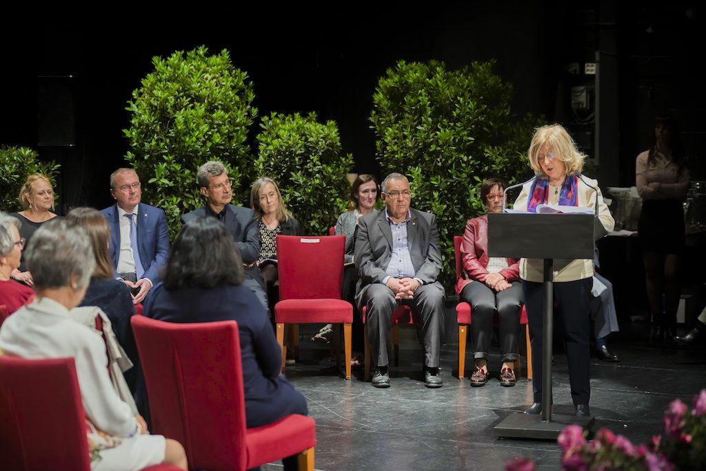 Pregó del LXX Concurs Exposició Nacional de Roses del Centre de Lectura