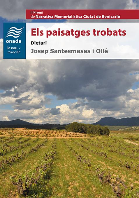 El darrer dietari de Josep Santesmases