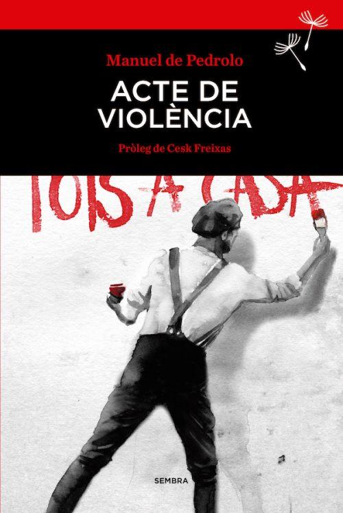 Imatge porta Acte de violència