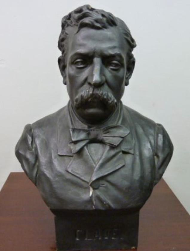 Els retrats de bust escultòric de Josep Anselm Clavé