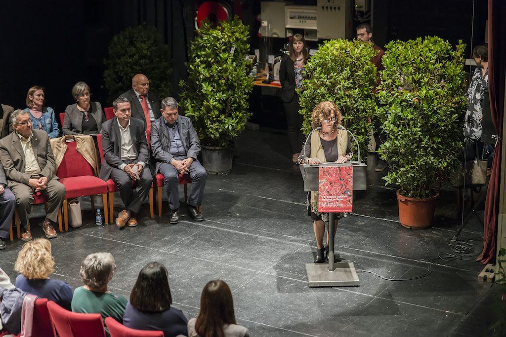 Pregó del LXXI Concurs Exposició Nacional de Roses del Centre de Lectura
