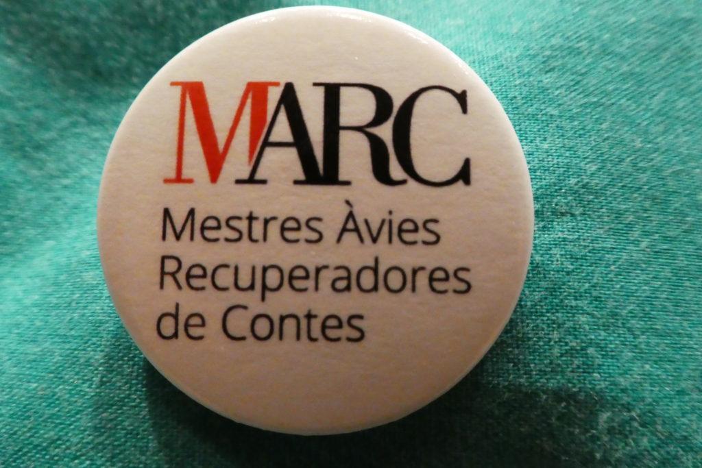 Descripció del grup MARC: Mestres Àvies Recuperadores de Contes