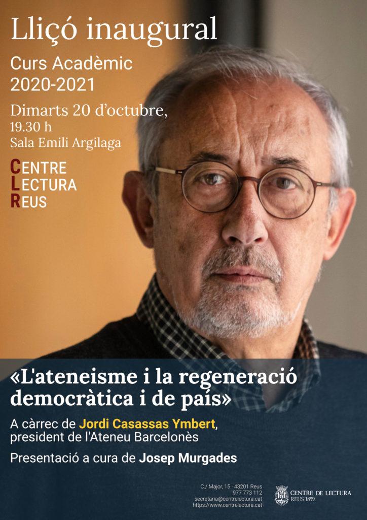 L'ateneisme i la regeneració democràtica i de país