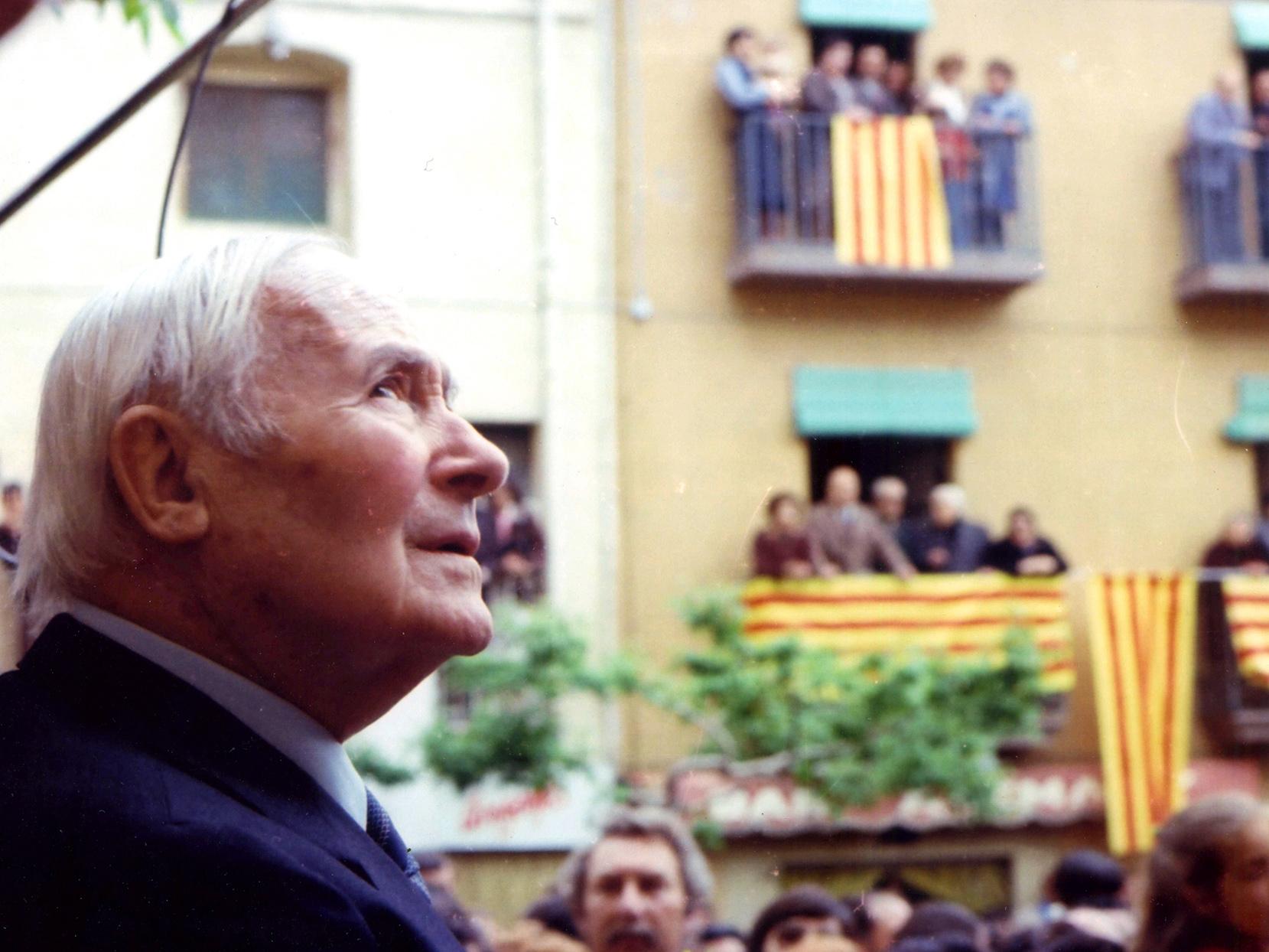 Homenatge a Miró (Mont-roig, 29 d'abril del 1979)