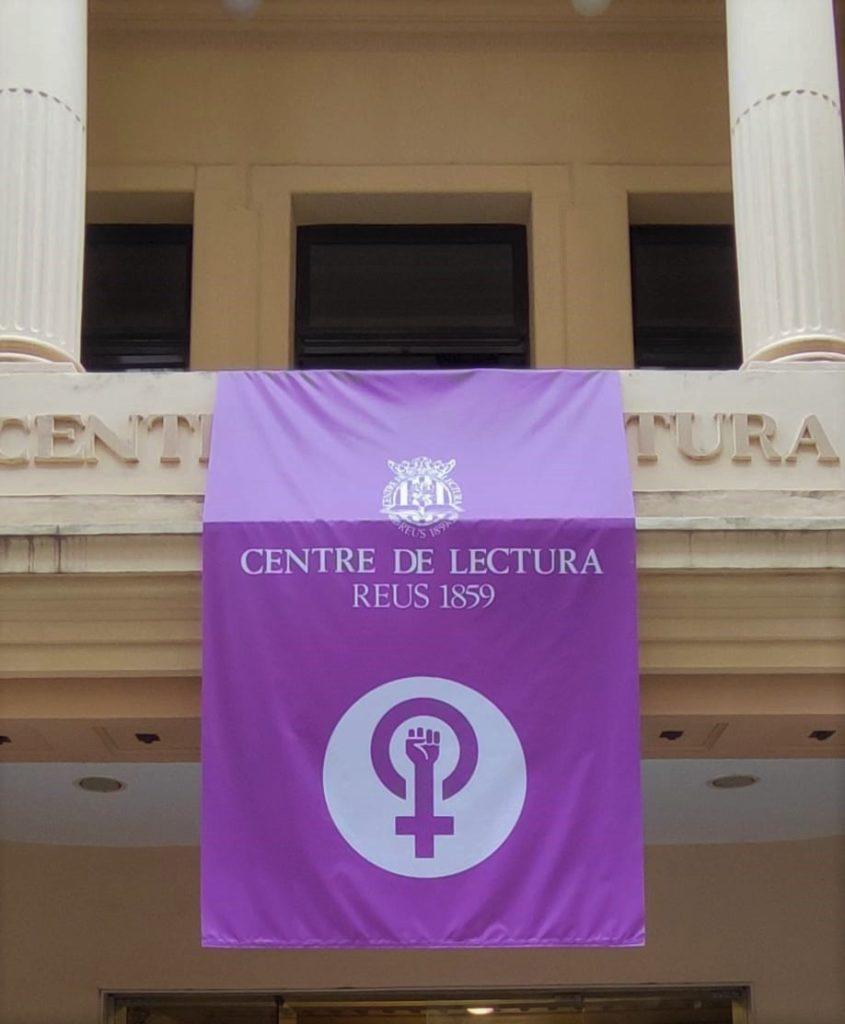 #donescultura