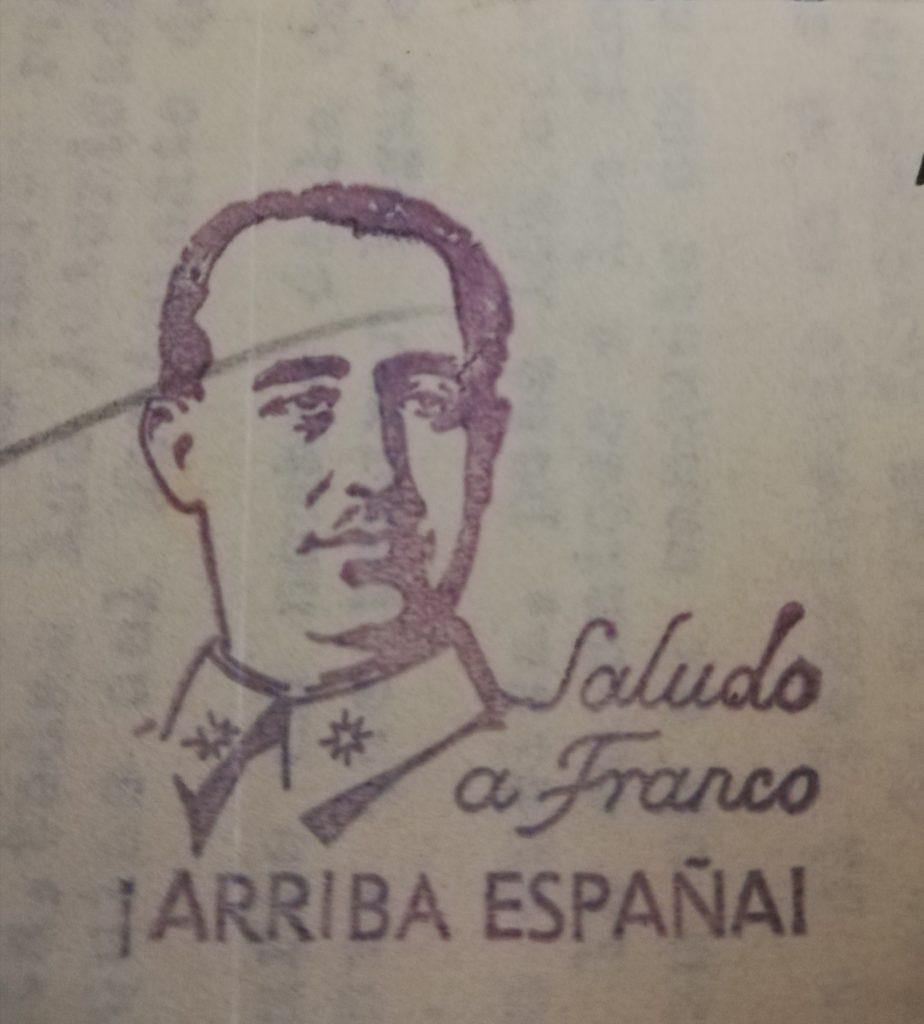 Els reusencs de Franco