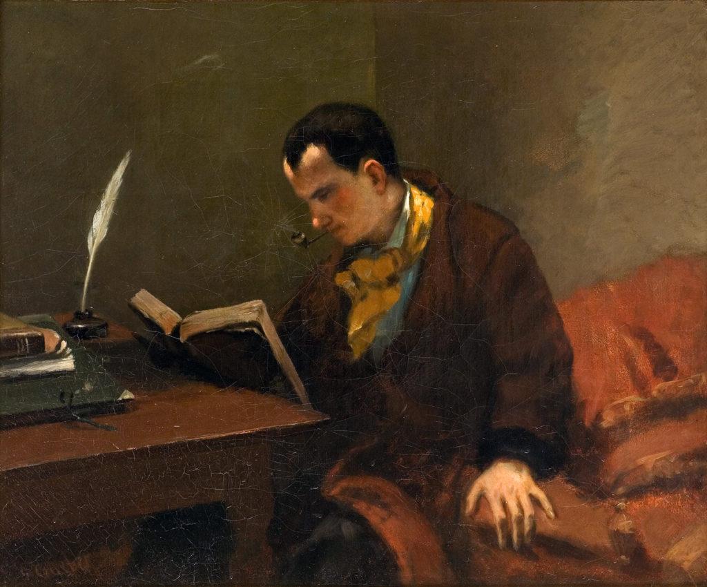 Decahomenatge a Baudelaire